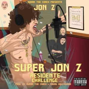 Jon Z - Super Jon Z (Residente Challenge).mp3