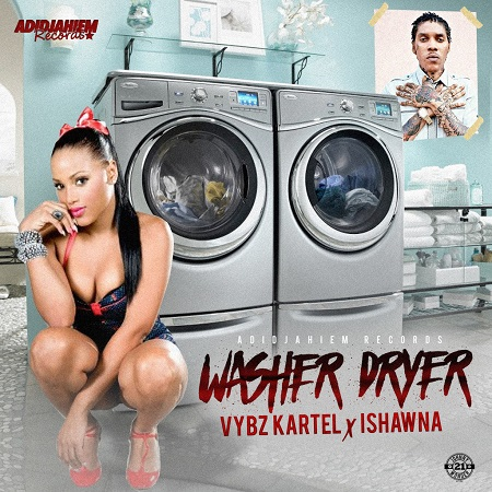 Vybz Kartel Ishawna - Washer Dryer .mp3