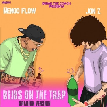 Jon-Z ft Ã'engo Flow - Beibs On The Trap.mp3