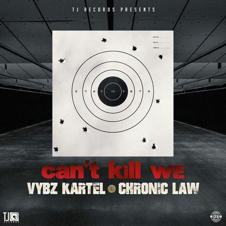 Vybz Kartel FT Chronic Law – Cant Kill We.mp3
