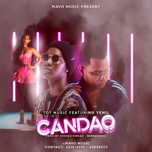 TOT Ft Yemil - Candao.mp3