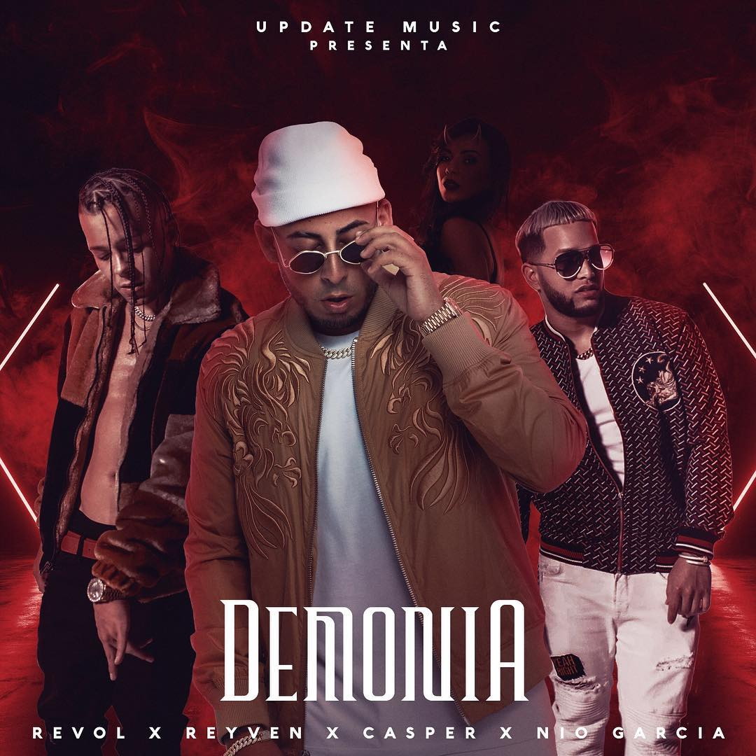 Reyven ft Casper X Nio Garcia - Demonia.mp3