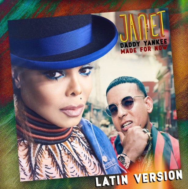 Janet Jackson Ft. Daddy Yankee - Made For Now (Latin Version).mp3