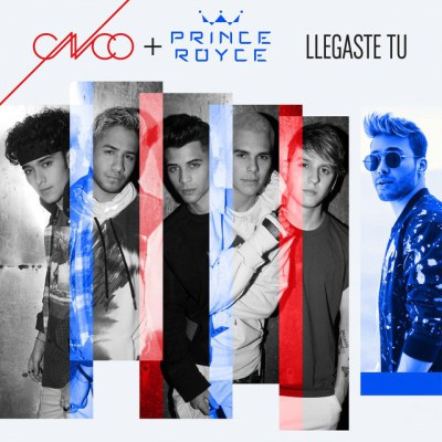 CNCO Ft Prince Royce - Llegaste Tu.mp3