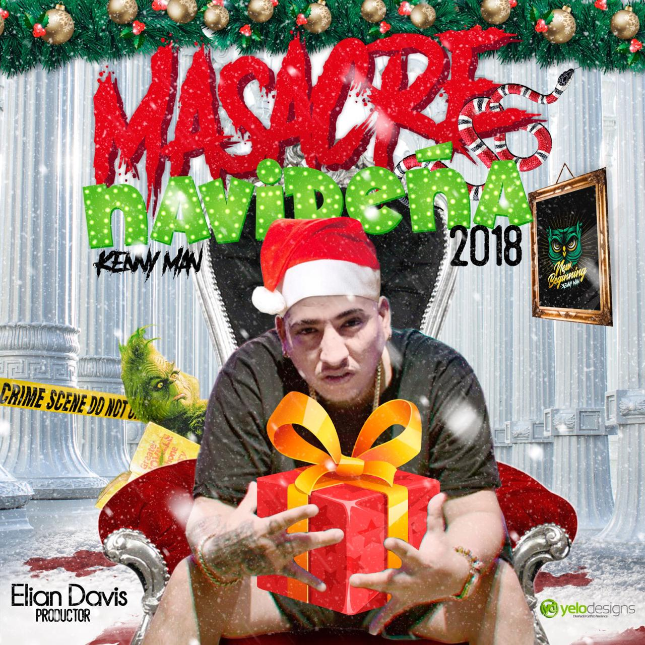Kenny Man - Masacre Navidena 2018.mp3