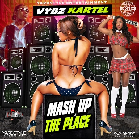 Vybz Kartel - Mash Up The Place.mp3