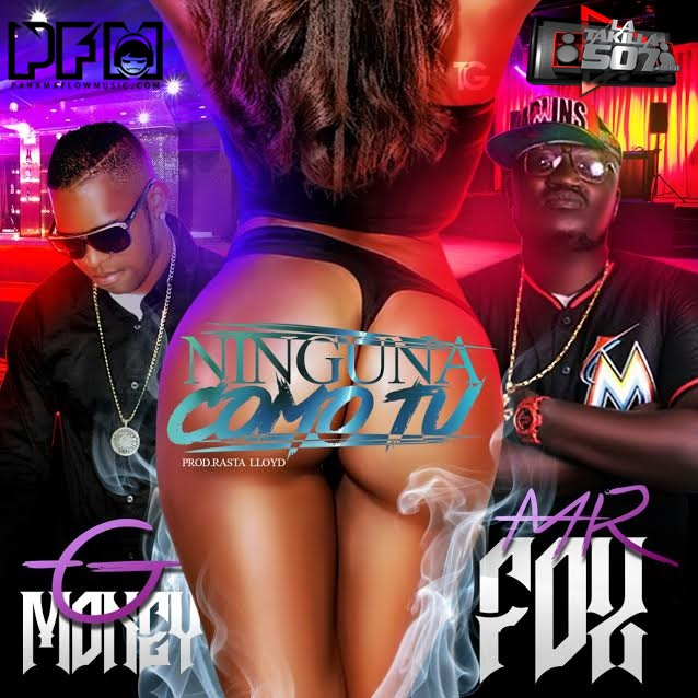 Mr Fox ft Gmoney -Ninguna como Tu.mp3