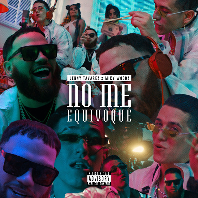 Lenny Tavarez ft Miky Woodz - No Me Equivoque.mp3