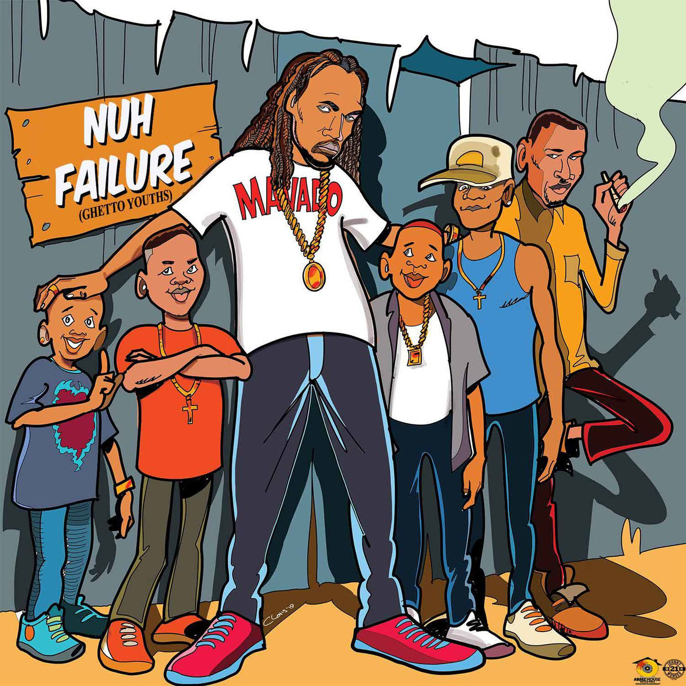 Mavado - Nuh Failure (Ghetto Youths).mp3
