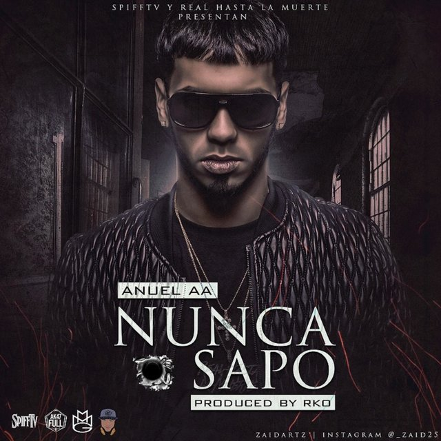 Anuel AA - Nunca Sapo (New Version).mp3