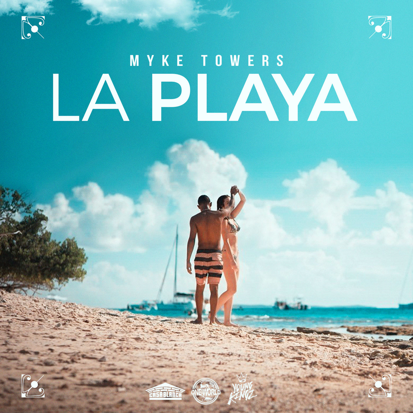 Myke Towers – La Playa.mp3