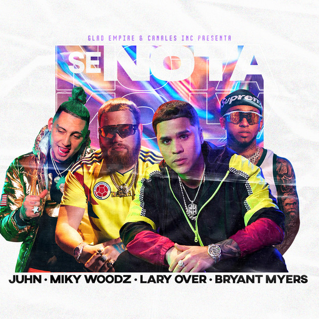 Juhn FT Miky Woodz X Bryant Myers X Lary Over - Se Nota.mp3