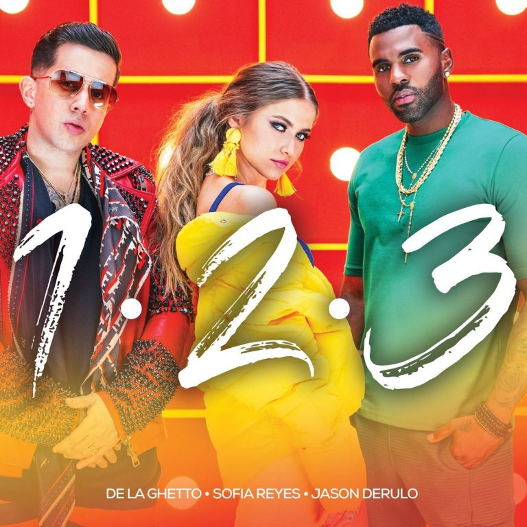 Sofia Reyes Ft De La Ghetto Y Jason Derulo - 1 2 3.mp3