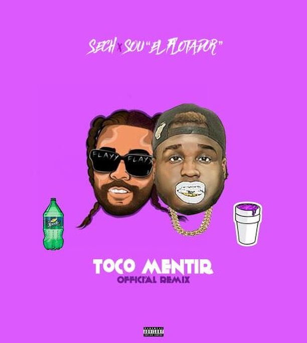Sech Ft Sou El Flotador - Toco Mentir (Official Remix).mp3